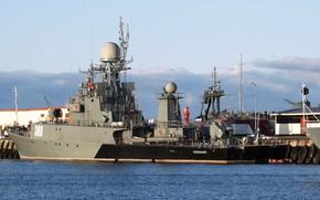 Картинка корабль, противолодочный, малый, автор havron, Зеленодольск
