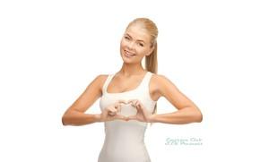 Картинка блондинка, спортивная, красивая, фитнес модель, Emerson Inc, Anna SF