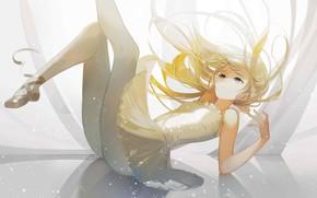 Картинка девушка, танец, балерина