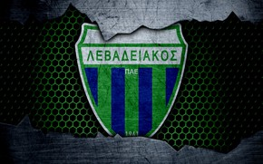 Картинка wallpaper, sport, logo, football, Levadiakos