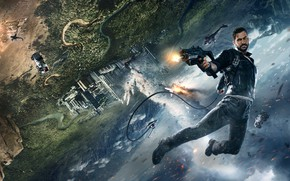 Картинка Square Enix, Avalanche Studios, Rico Rodriguez, Just Cause 4, Just Cause