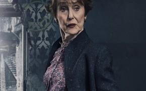 Картинка женщина, бабушка, сериал, Шерлок Холмс, Sherlock, Sherlock BBC, Sherlock Holmes, Sherlock (сериал)