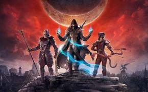 Картинка игра, game, Online, MMORPG, The Elder Scrolls, The Elder Scrolls Online