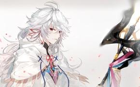 Картинка Мерлин, Fate / Grand Order, Судьба великая кампания