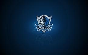 Картинка Logo, NBA, Basketball, Sport, Dallas Mavericks, Emblem, American Club