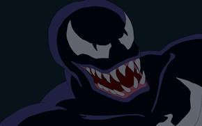 Картинка комиксы, Веном, Venom, симбиот
