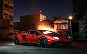 Картинка Ламборджини, спорт кар, Lamborghini sv