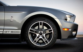 Картинка машина, автомобиль, ford, GT 500, Ford Mustang, Ford Mustang Shelby, Ford Mustang Shelby GT 500 …