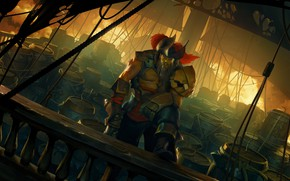 Картинка пират, Gangplank, Legends of Runeterra