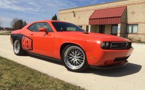 Картинка Dodge, Challenger, Wheels, MD3S