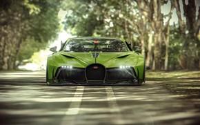 Картинка Авто, Машина, Bugatti, Art, Рендеринг, Concept Art, Science Fiction, Khyzyl Saleem, by Khyzyl Saleem, Transport …