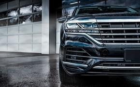 Картинка Volkswagen, перед, Touareg, SUV, ABT, 2019