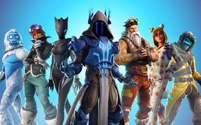 Картинка 2018, Epic Games, Season 7, Fortnite