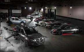 Обои Star Wars, Nissan, cars, Maxima