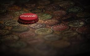 Картинка фон, coca-cola, cap