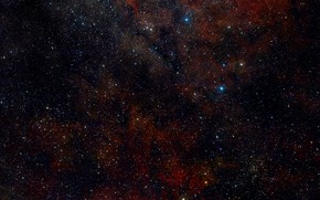 Картинка Wide Field View, H II region, Constellation of Serpens, Constellation of Ophiuchus, HD 172365, Serpens …