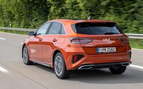 Картинка car, cars, beautiful, model, kia ceed, ceed, new cars, kia motors, good car, kia 2022, …