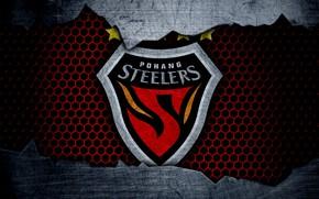 Картинка wallpaper, sport, logo, football, Pohang Steelers