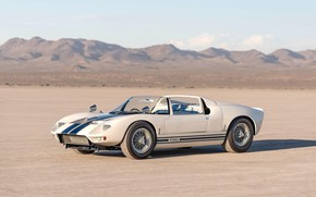 Картинка Roadster, 1965, Ford GT40, Prototype (GT108)