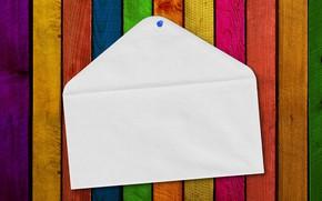Картинка письмо, доски, конверт, общение