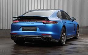 Картинка Porsche, Panamera, Turbo, 2018, TopCar, GT Edition