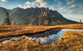 Обои горы, Австрия, Austria