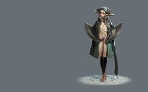 Картинка рендеринг, фэнтези, арт, Mido Lai, Emily the Assassin