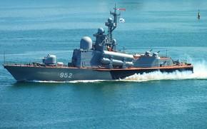 Картинка Р-109, шифр Молния, ракетный катер