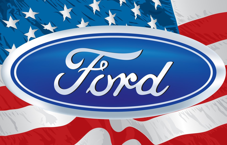 Фото обои флаг, лого, эмблема, logo, америка, ford, форд, stars, america, rander