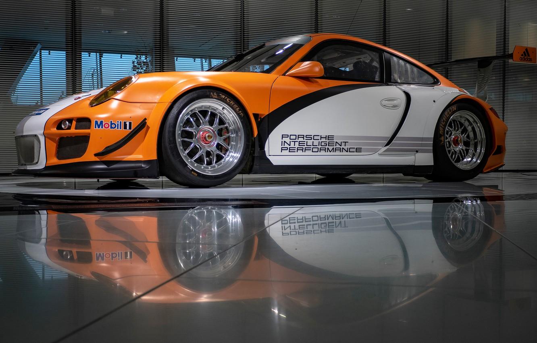 Фото обои 911, GT3, Porsche 911 GT3 R