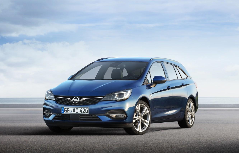 Фото обои Opel, Astra, Worldwide, Sports Tourer, 2019-20