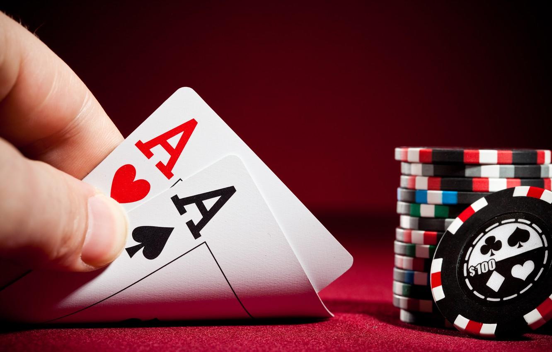 Фото обои money, poker, tactics, cards, bets