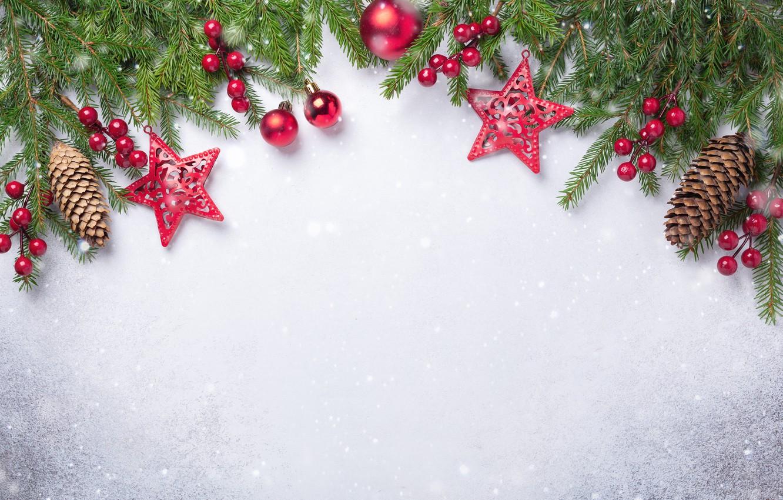 Фото обои украшения, Новый Год, Рождество, christmas, wood, merry, decoration, fir tree, ветки ели