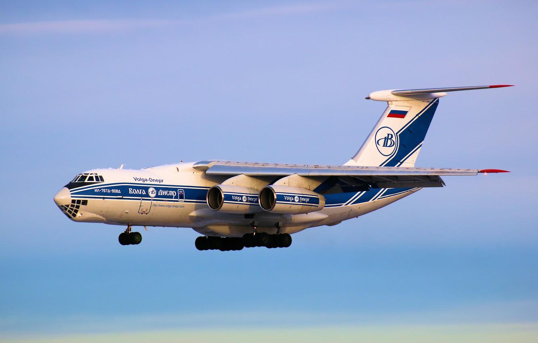 Фото обои aircraft, aviation, 2020, Spotting, Ил-76ТД-90, RA-76951, Ilushin, Москва - Домодедово (DME/UUDD), Il-76TD-90, own photo