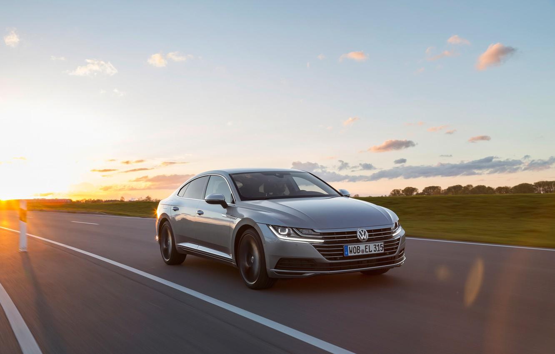 Фото обои Volkswagen, Elegance, Arteon, 4MOTION