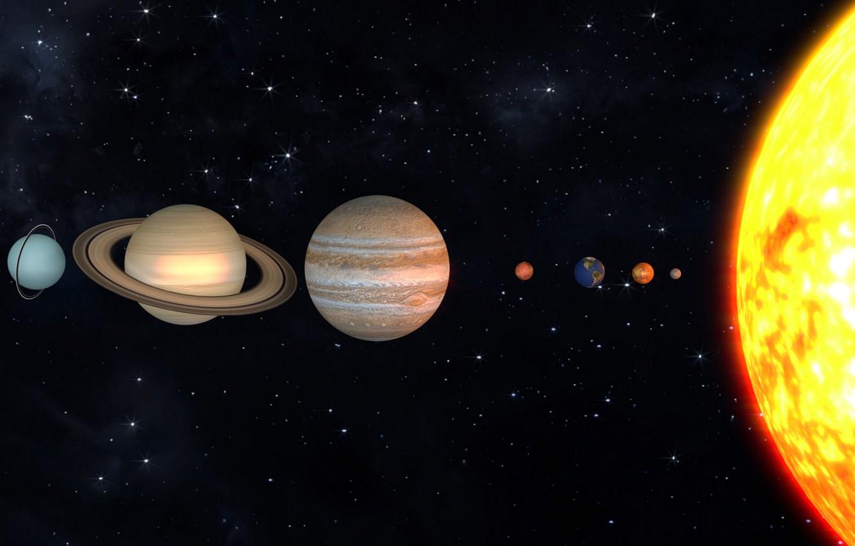 фото космос марс юпитер вашему