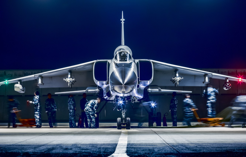 Фото обои weapon, airplane, china, jet, fighter-bomber