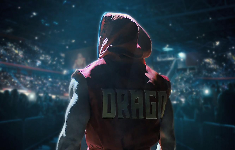 Фото обои sport, fighter, man, movie, boxing, boxe, 2019, creed 2, creed II, drago