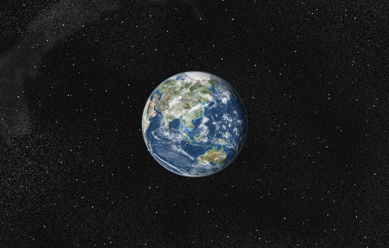 Фото обои пространство, мир, планета, Земля