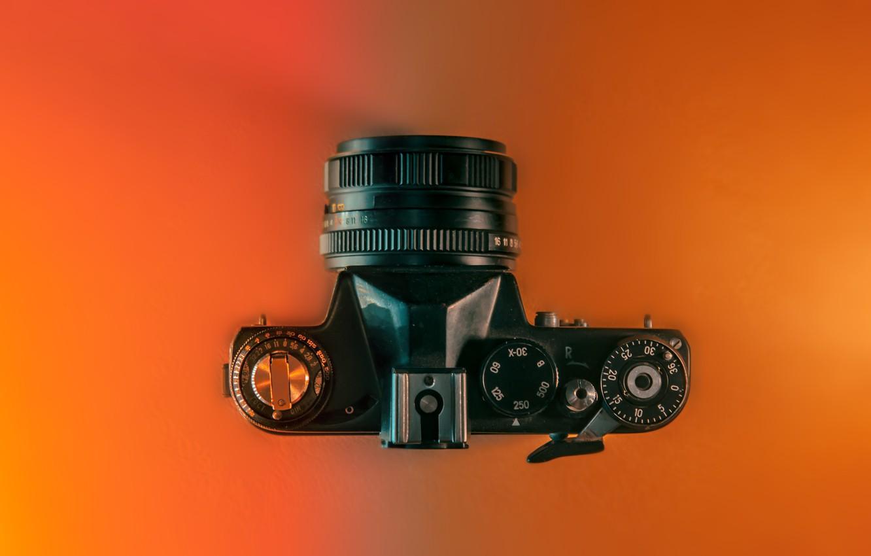 Фото обои фото, техника, объектив, СССР, зенит, фотоаппарат.