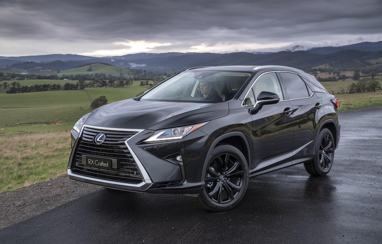 Фото обои Lexus, RX 350, 2019, Crafted
