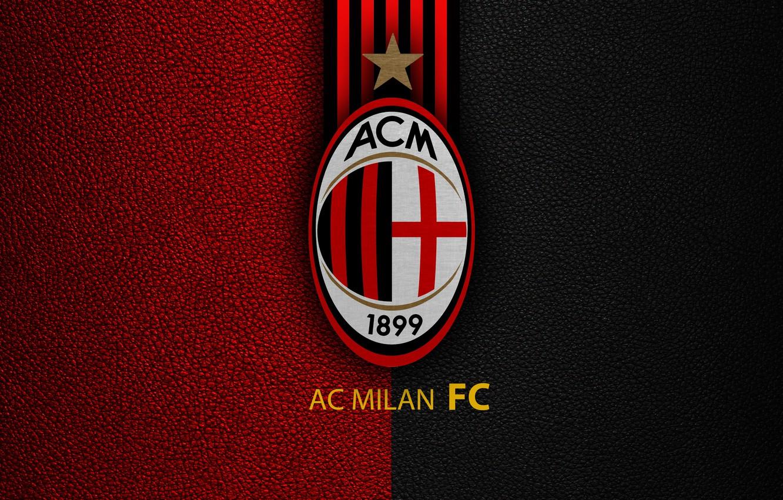 Wallpaper logo ac milan hd