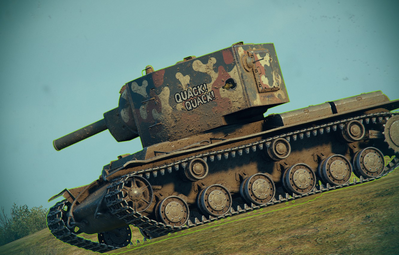 Фото обои игра, танк, кв 2 WORLD OF TANKS
