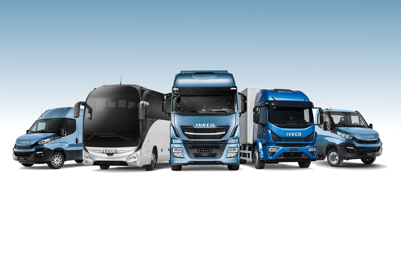 Фото обои daily, stralis, iveco, iveco buses
