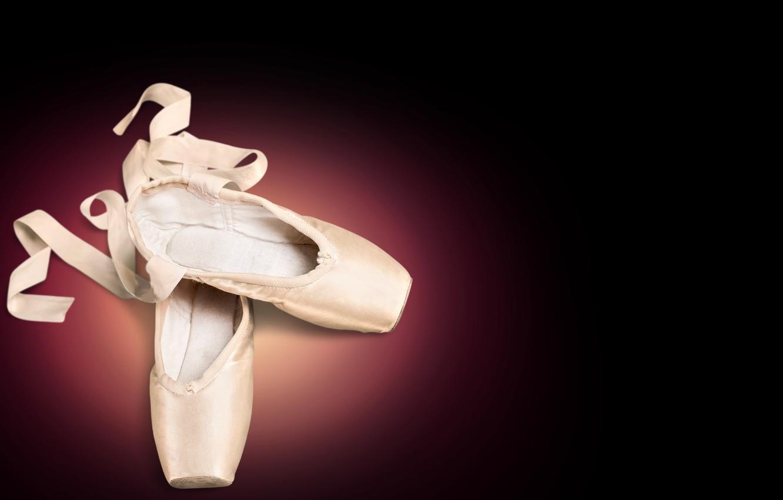Фото обои dance, dancer, ballet shoes
