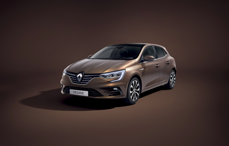 Фото обои Renault, Megane, 2020, Worldwide