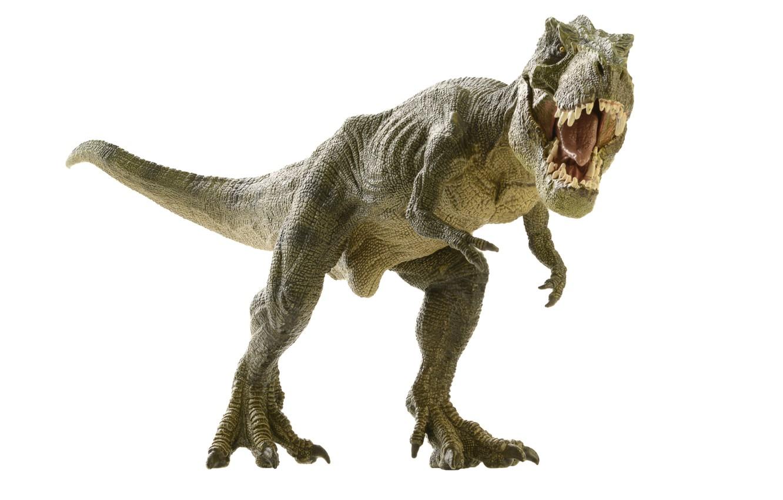 Фото обои toy, plastic, dinosaur