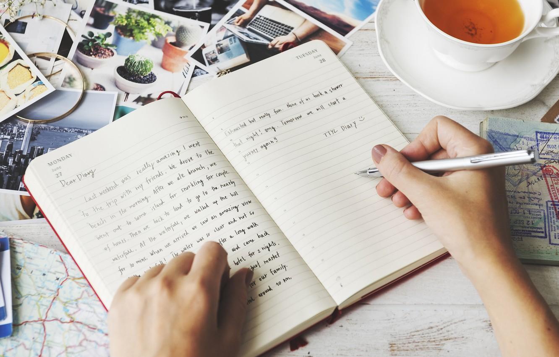 Фото обои photos, memories, personal diary