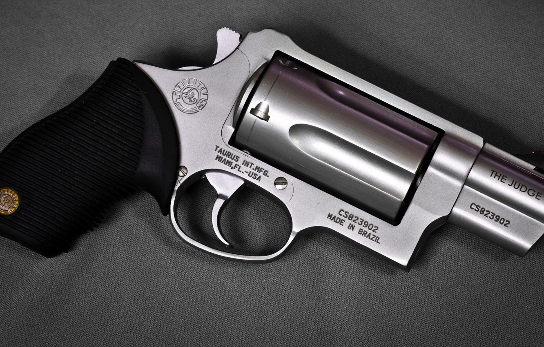 Фото обои оружие, револьвер, weapon, revolver, Taurus, Judge
