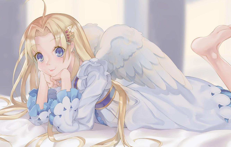 Фото обои ангел, девочка, tate no yuusha no nariagari, firo